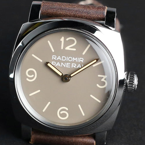 Panerai Luminor 1950 3 Days Acciao 47mm PAM00662 (Special Edition of 1000 Pieces)