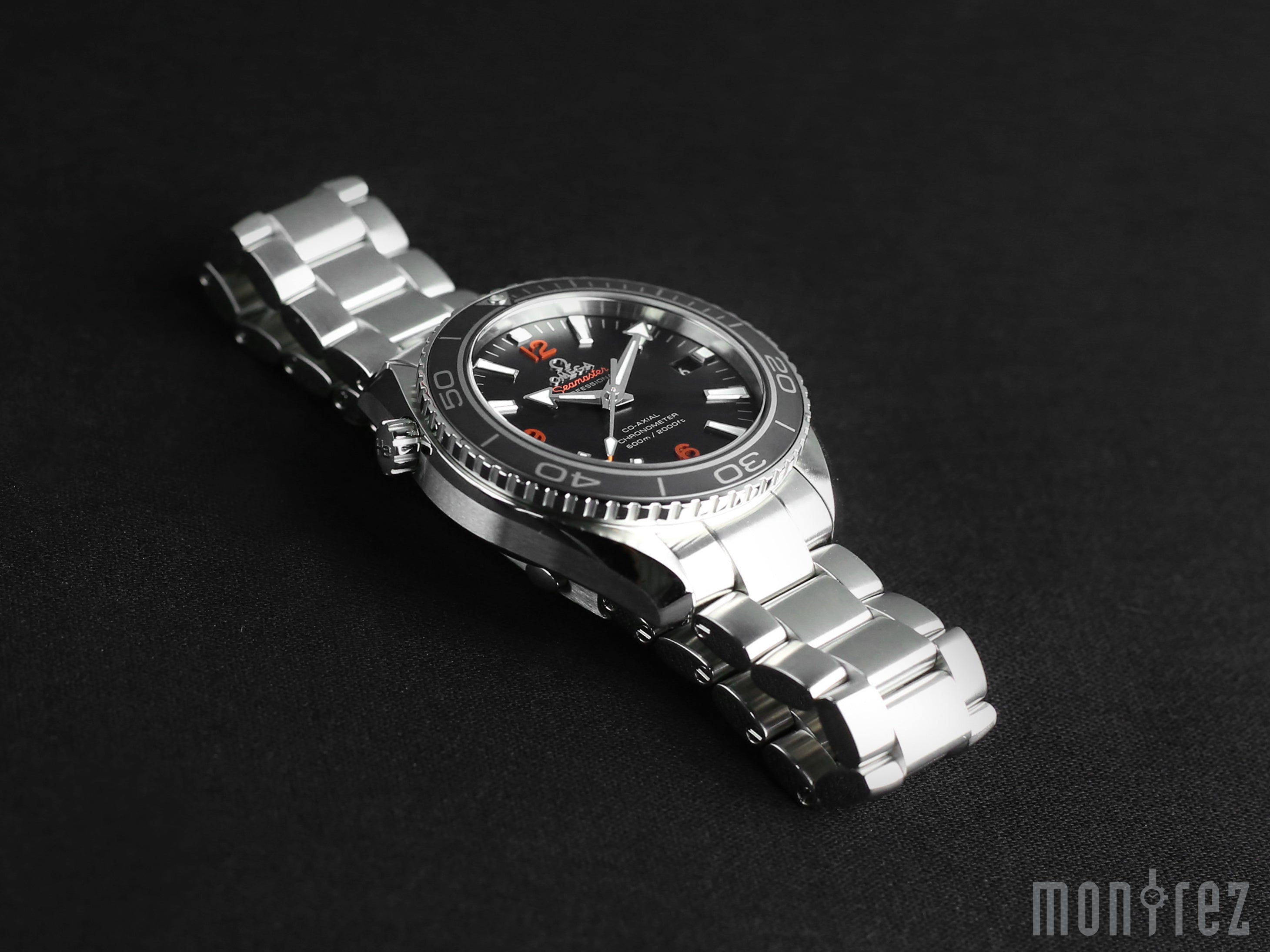 Omega Seamaster Planet Ocean 600m Co-Axial 42mm 232.30.42.21.01.003 (Out of Production)