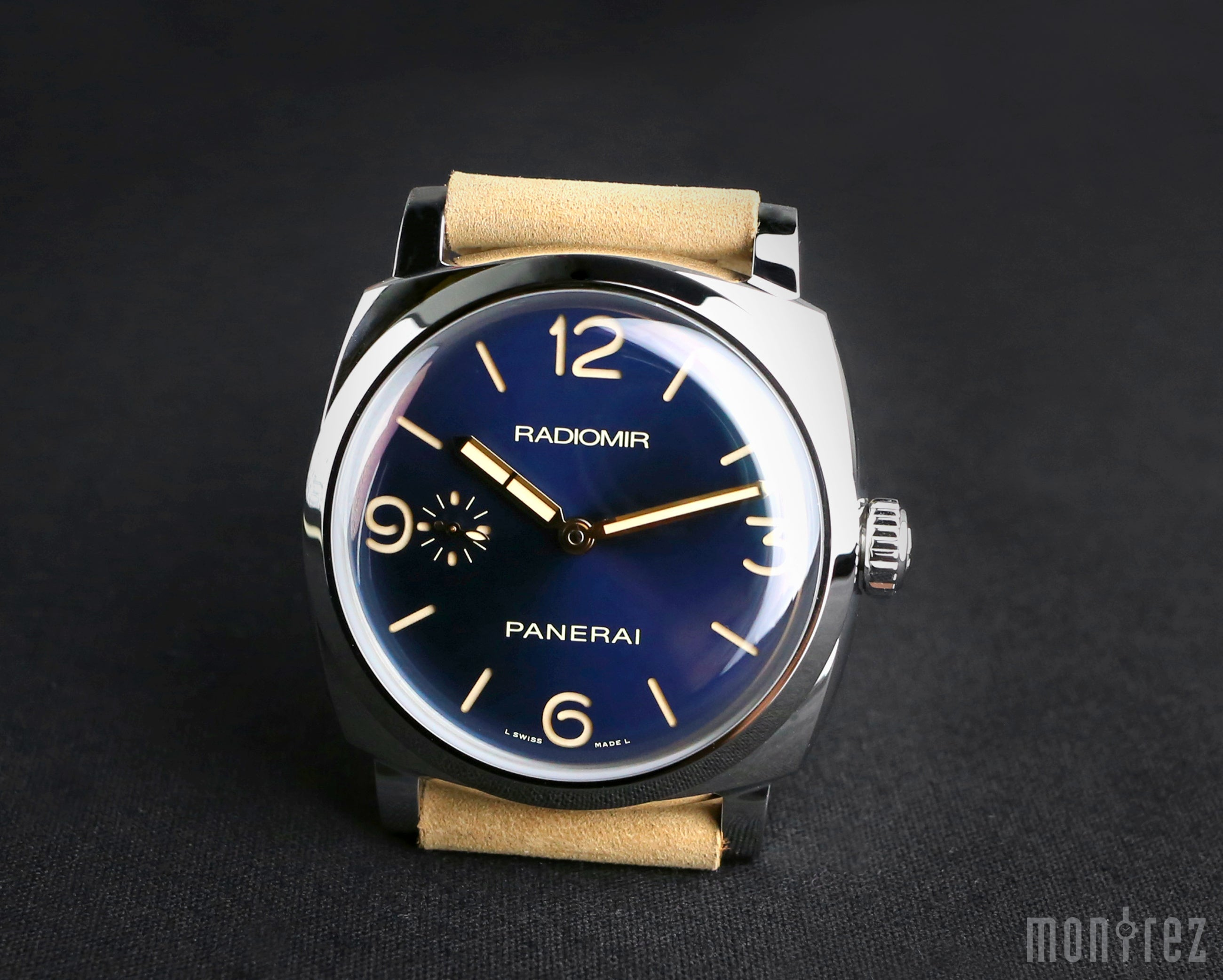 Panerai Radiomir 1940 3 Days Acciaio 47mm PAM00690 (2016 Limited Special Edition) (Out of Production)