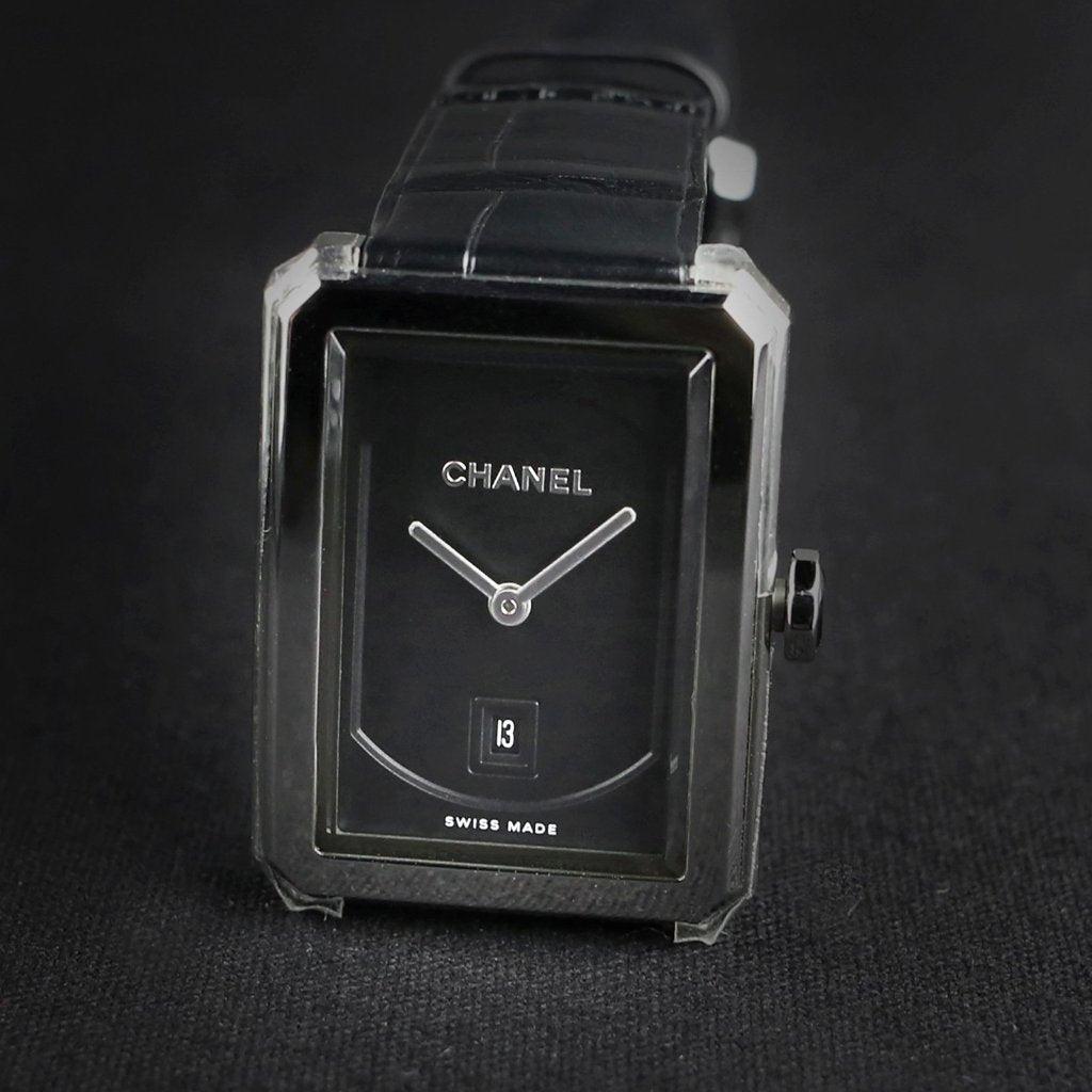 [Brand New Watch] Chanel BOY·FRIEND Medium 27mm H4884