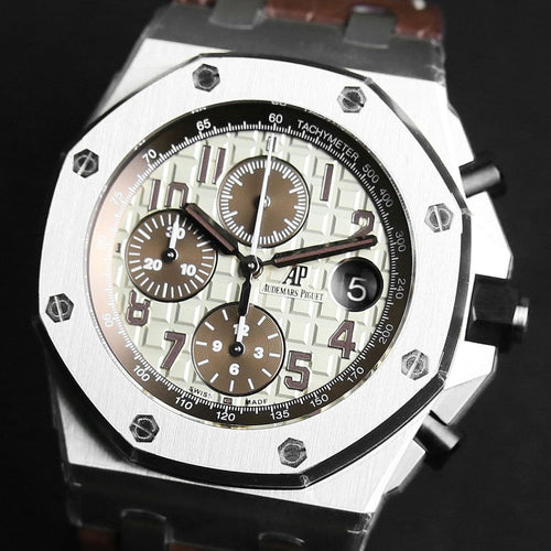 [Brand New Watch] Audemars Piguet Royal Oak Offshore Chronograph 42mm 26470ST.OO.A801CR.01 (Out of Production)