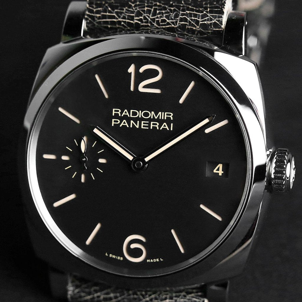 Panerai Radiomir 1940 3 Days Acciaio 47mm PAM00514 (Out of Production)