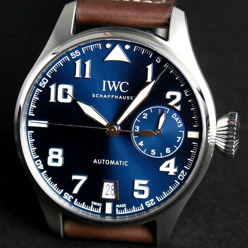 "[Brand New Watch] IWC Big Pilot's Watch Edition ""Le Petit Prince"" 46mm IW500908 (Out of Production) (Limited Edition of 1000 Pieces)"