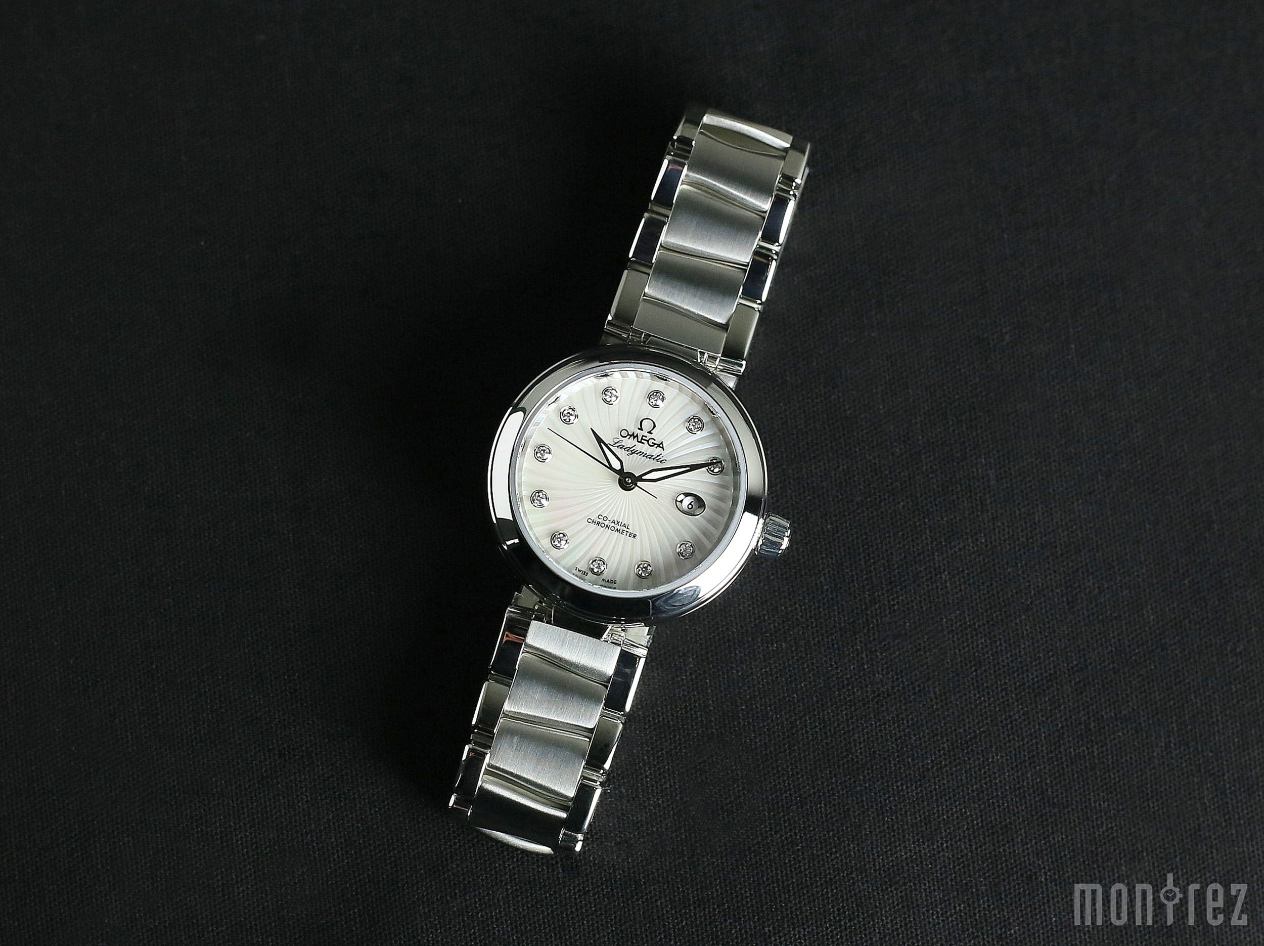 Omega De Ville Ladymatic Omega Co-Axial 34mm 425.30.34.20.55.001