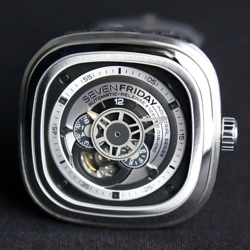 SevenFriday Industrial Essence 47mm P1-1