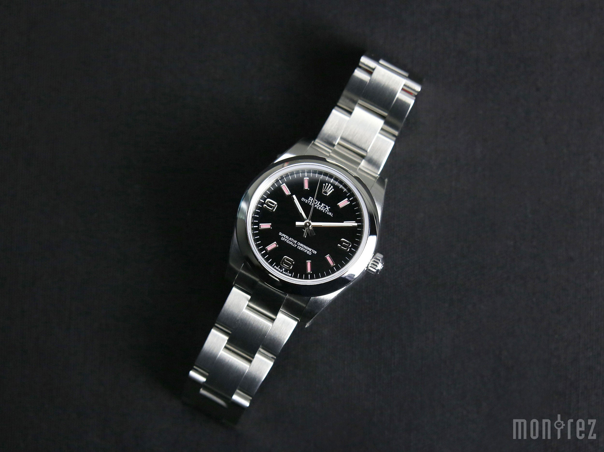 Rolex Oyster Perpetual 31mm 177200 Black Dial 369 (Out of Production)