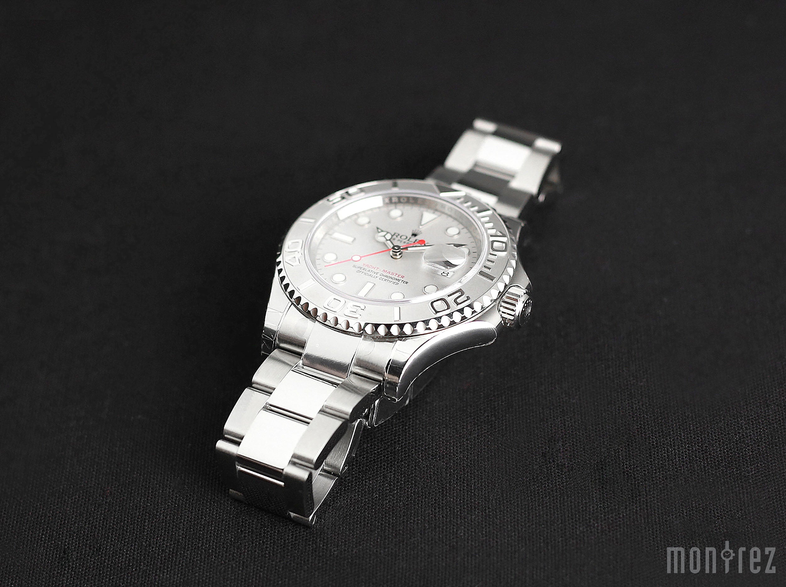 Rolex Yacht-Master 40mm 116622 Platinum Dial (Out of Production)
