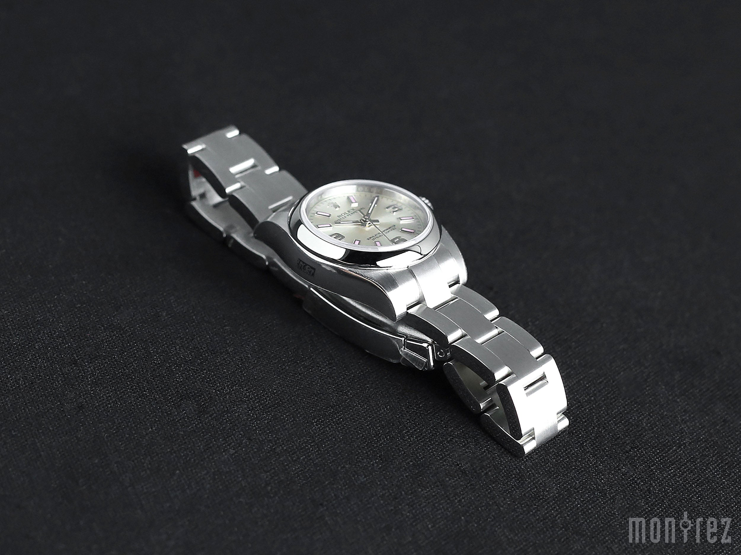 Rolex Oyster Perpetual 26mm 176200 Silver Dial 369 (Out of Production)