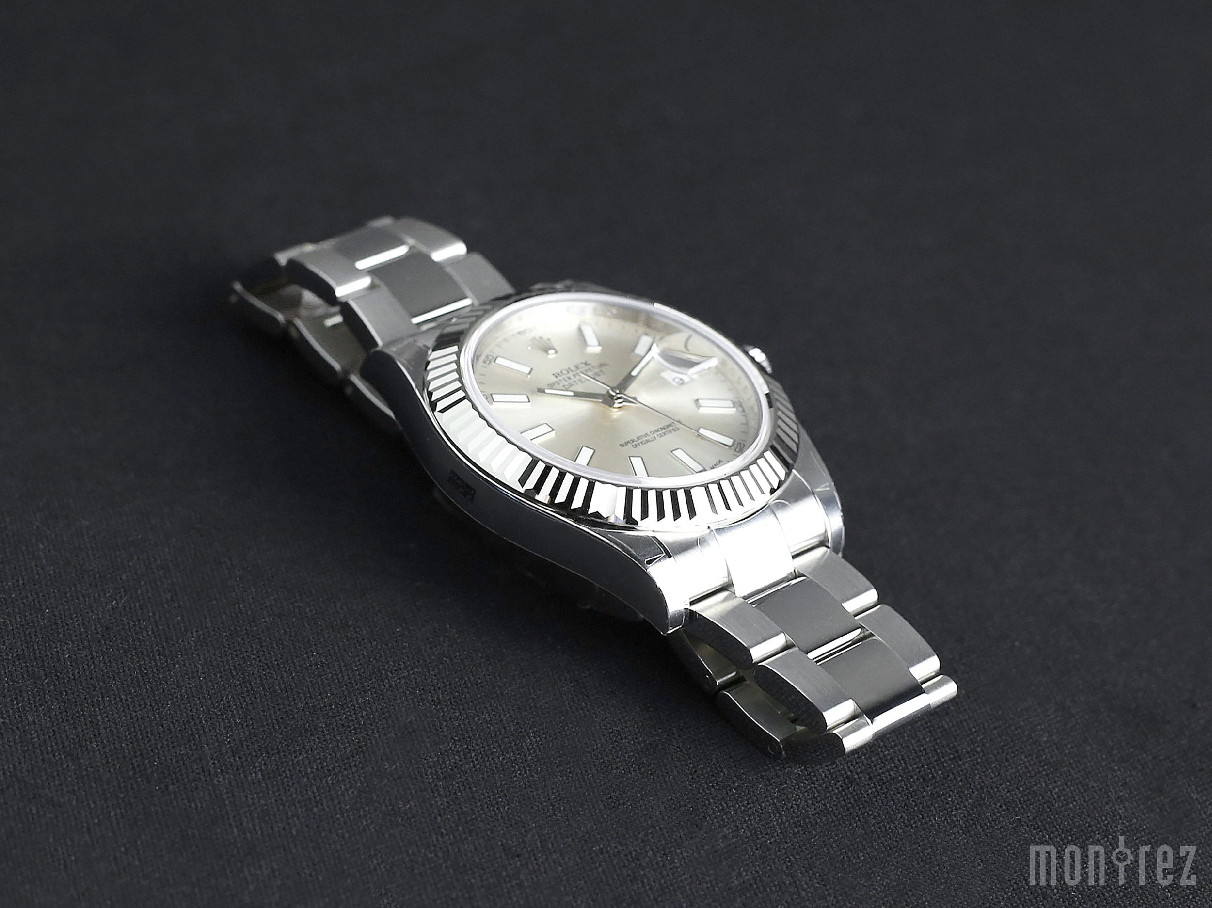 Rolex Datejust II 41mm 116334 Silver Index Dial (Out of Production)