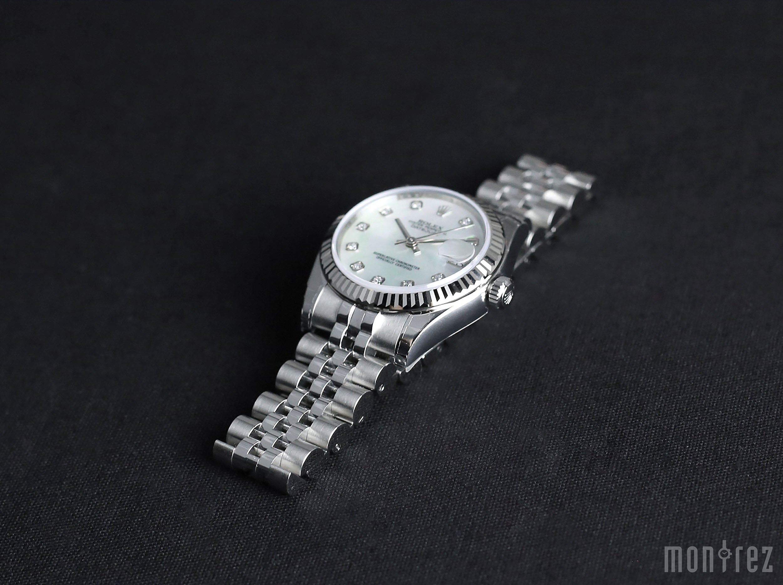 Rolex Datejust Lady 31mm 178274 White Mother-of-Pearl Dial with Diamonds (Jubilee Bracelet)