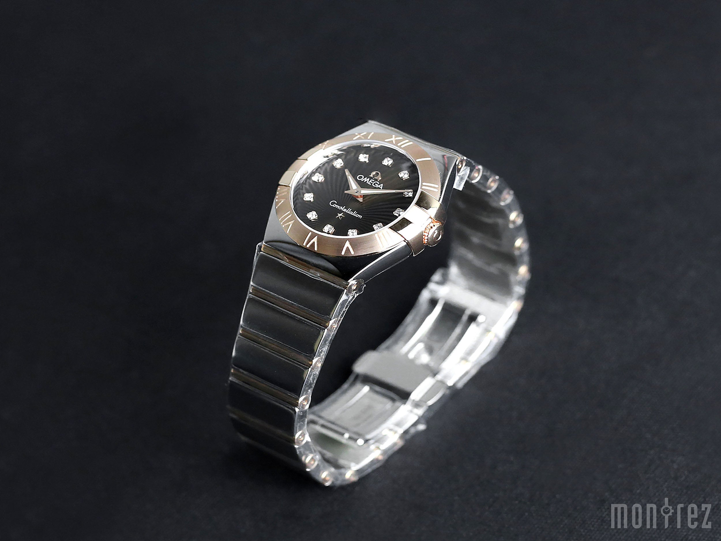 Omega Constellation Quartz 27mm 123.20.27.60.63.002