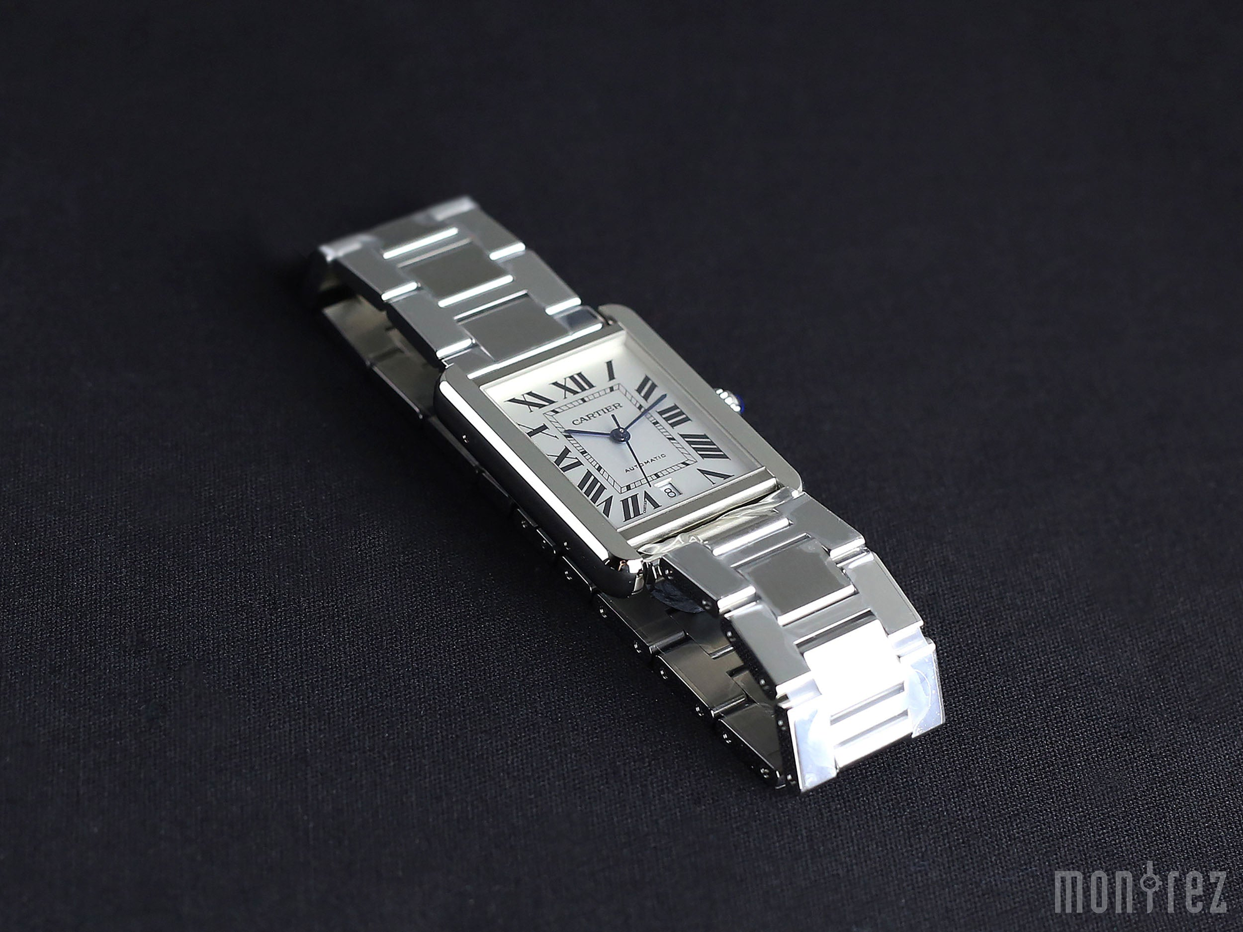 Cartier Tank Solo Watch Extra Large Model 31mm W5200028