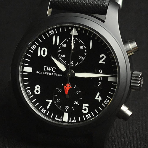 IWC Pilot's Watch Chronograph Top Gun 46mm IW388001 (Out of Production)