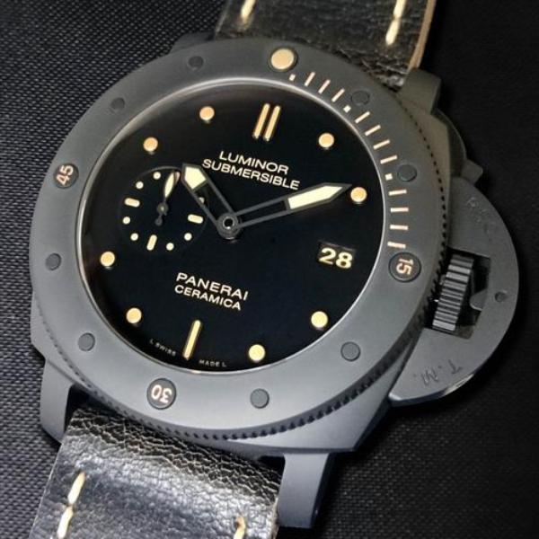 Panerai Luminor Submersible 1950 2500m 3 Days Automatic Ceramica 47mm PAM00508 (Special Edition)