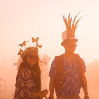 Burning Man Headdresses| Festival Hats