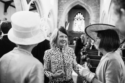 Mother of the Bride | Kate Braithwaite Millinery