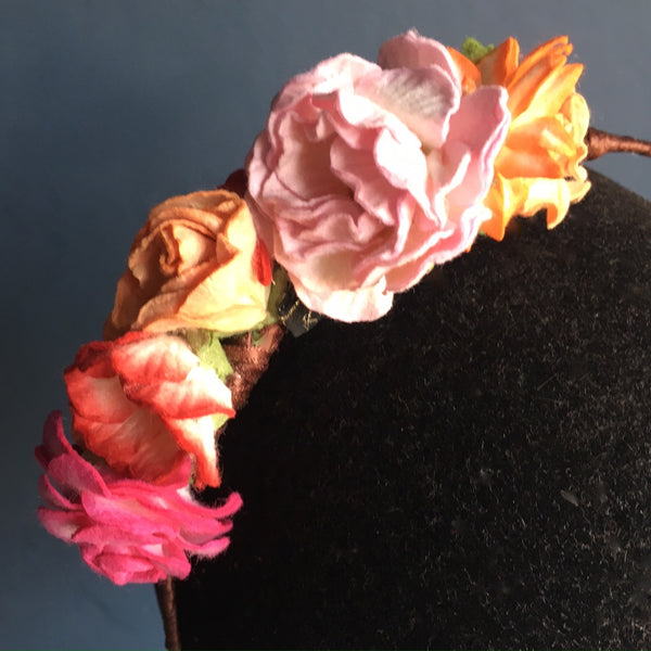 Kate Braithwaite Millinery | Flower close up