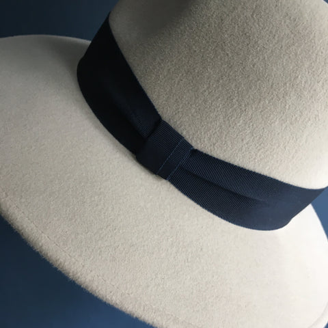 Alabastor White Colour Match | Kate Braithwaite Millinery
