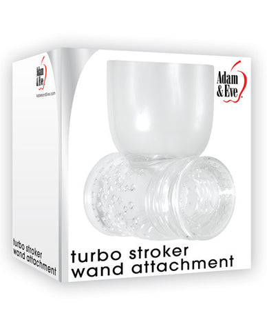 Adam & Turbo Stroker Wand Attachment