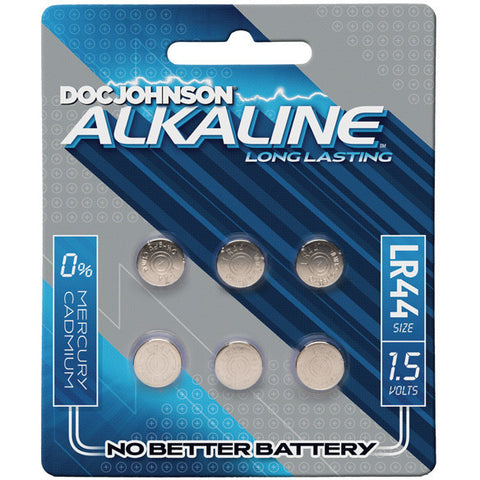 Doc Johnson Alkaline Batteries Lr44 - Pack Of 6