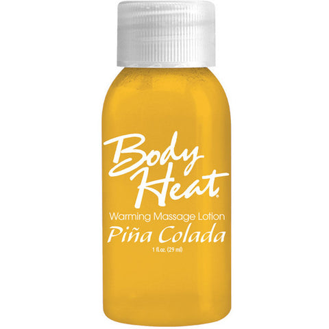 Body Heat  - 1 Oz Pina Colada