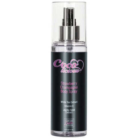 Coco Licious Strawberry Champagne Body Mist