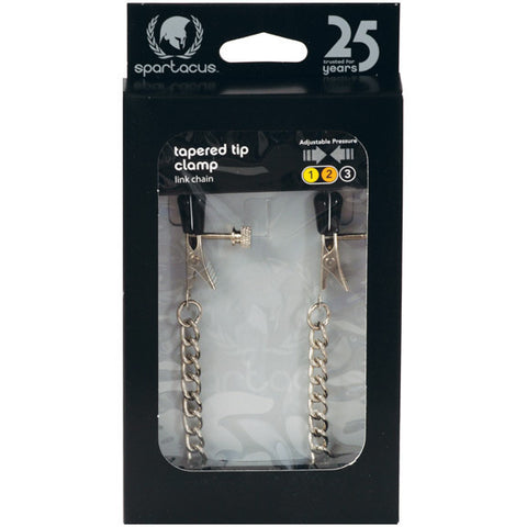 Adjustable Tapered Tip Clamps - W-link Chain
