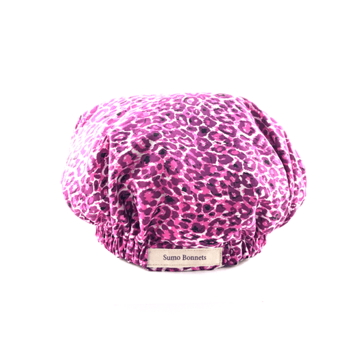 'Janet' Satin Sleep Bonnet
