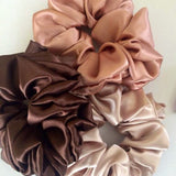 Luxe Satin Scrunchies