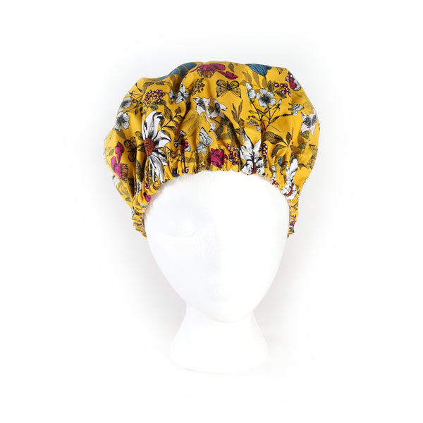 'Nanette' Satin Sleep Bonnet