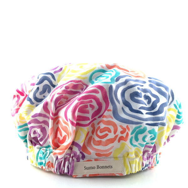 'Whitney' Satin Sleep Bonnet