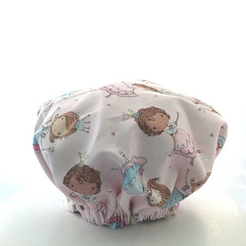 'Tiara' Child Satin Bonnet