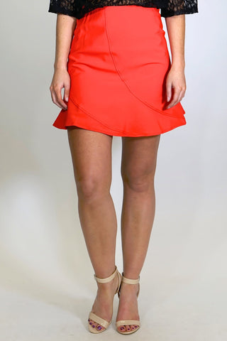 Flirty Fit and Flare Skirt