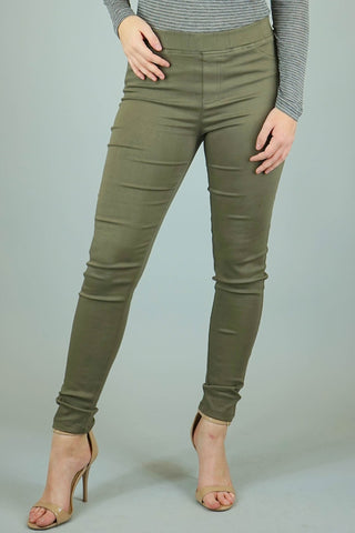 Beverly Leggings with Elastic Waistband