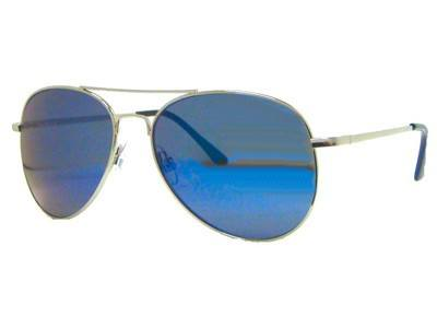 Stormy Gold Aviators