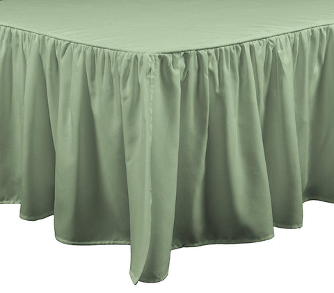 Brielle Home The Essential Bedskirt