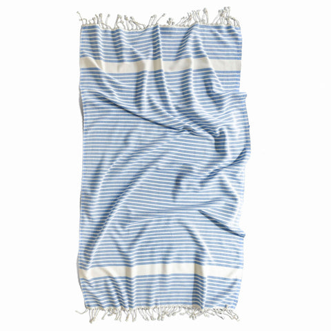 Brielle Home Nazar Turkish Peshtemal Towel