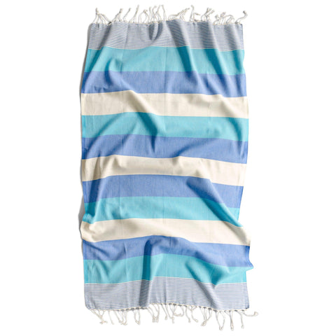 Brielle Home Berkley Turkish Peshtemal Towel