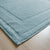 Brielle Emery Bath Mat Blue Close up