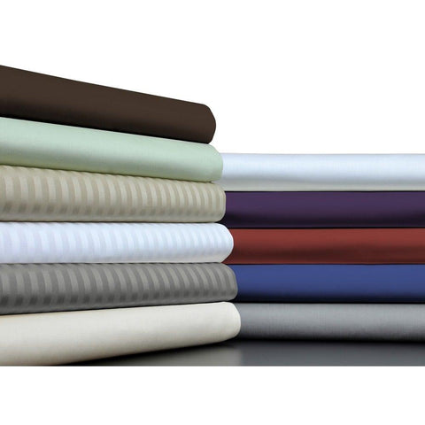 Brielle Home Egyptian Cotton Sheet Set