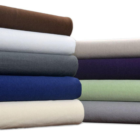 Brielle Home Cotton Jersey Sheet Set