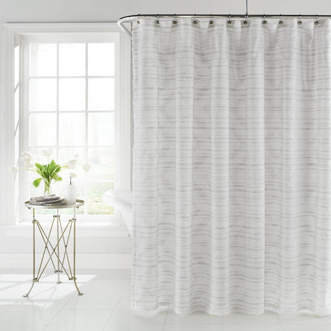 Brielle Home Coopers Beach Shower Curtain