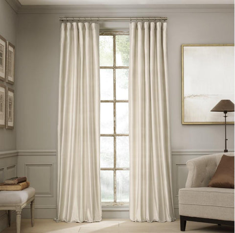 Valeron® Estate 100% Silk Window Panel