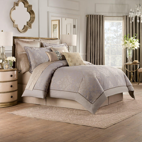 Valeron® Elendra 100% Cotton Comforter Set