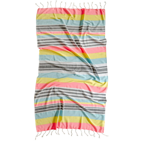Brielle Home Samira Turkish Peshtemal Towel