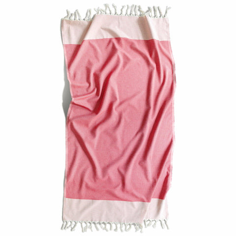 Brielle Home Honeycomb Turkish Peshtemal Towel