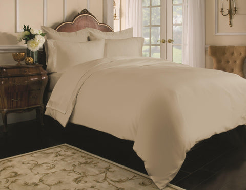 Brielle Home Cotton Sateen Duvet Cover