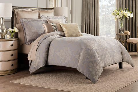 Valeron® Elendra 100% Cotton Duvet Cover Set