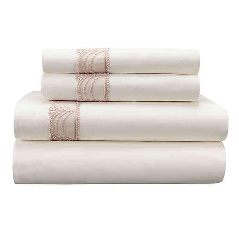 Valeron® Ambroise 310 Thread Count 100% Cotton Sheet Set