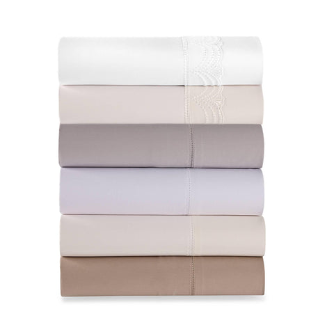 Valeron® Cotton Tencel Sheet Set and Pillowcase